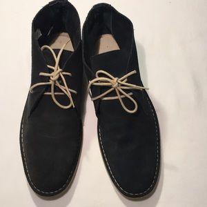 TOPMAN Chukka Boots  Sz 43 Made In Spain